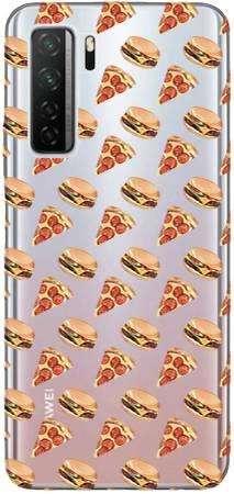 etui pizza i hambuger