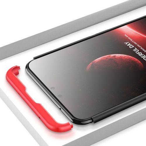 360 Protection etui na całą obudowę przód + tył Huawei P20 czarny