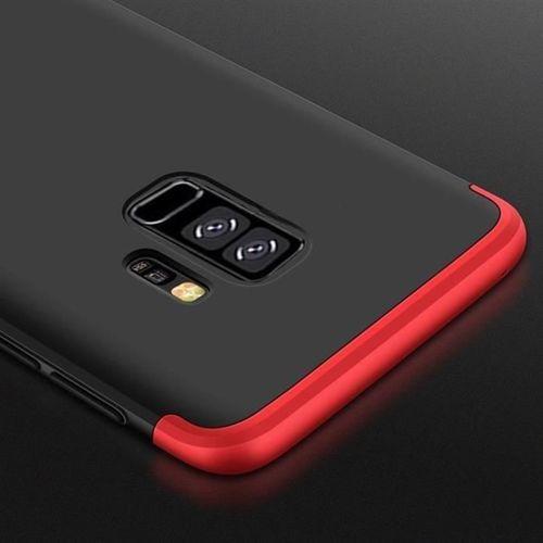 360 Protection etui na całą obudowę przód + tył Samsung Galaxy S9 Plus G965 złoty
