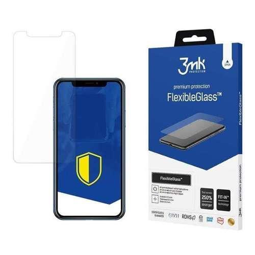 3MK FlexibleGlass iPhone Xr / 11 Szkło Hybrydowe