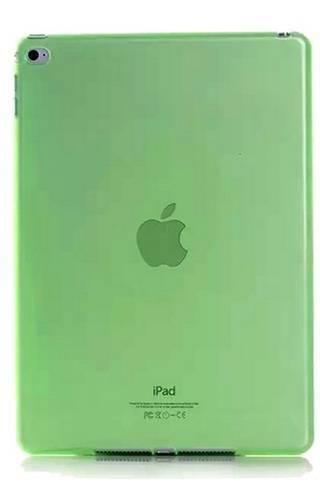 CLEAR iPad AIR zielony