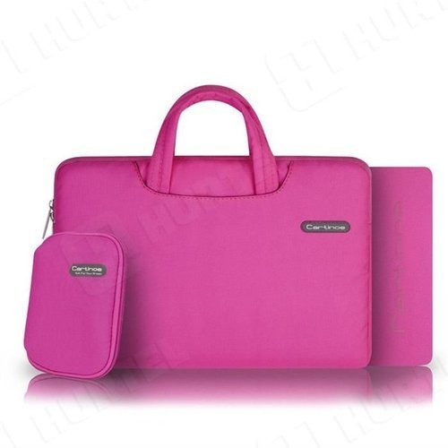 Cartinoe torba na laptopa Ambilight Series 13,3 cala różowa