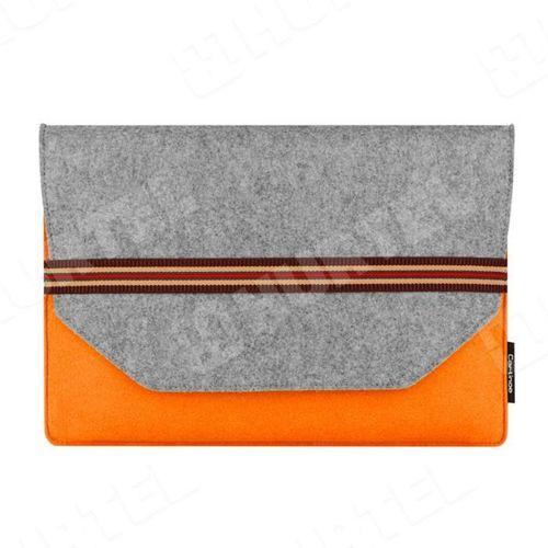 Cartinoe torba na laptopa Kammi Series 15,4 cala pomarańczowa