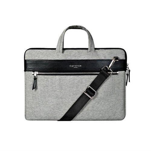 Cartinoe torba na laptopa London Style Series 13,3 cala szara