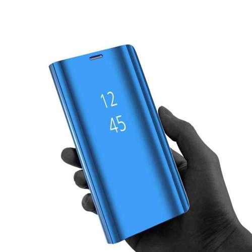Clear View Case futerał etui z klapką Samsung Galaxy S20 Ultra czarny
