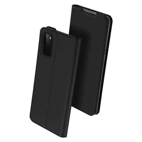 DUX DUCIS Skin Pro kabura etui pokrowiec z klapką Samsung Galaxy S20 czarny