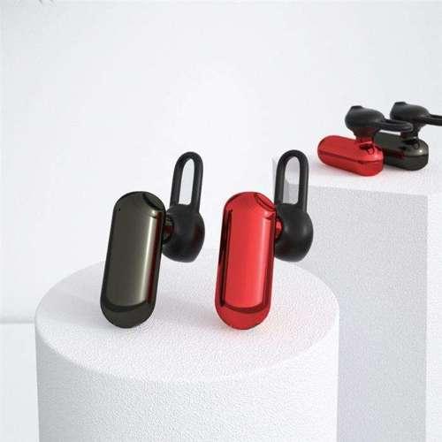 Dudao zestaw słuchawkowy bezprzewodowa słuchawka Bluetooth 5.0 do samochodu czarny (U9H black)