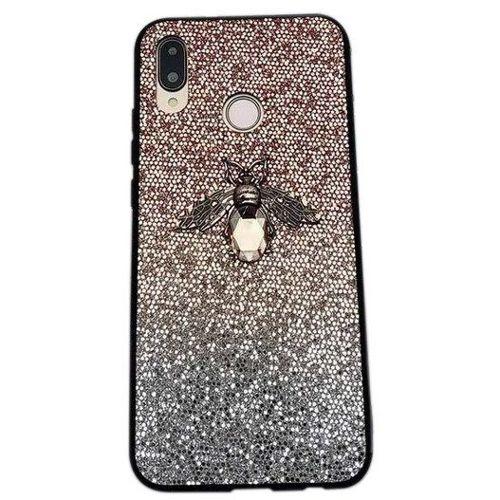 Etui Bee Glitter SAMSUNG GALAXY S8 złote
