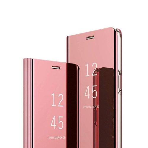 Etui Clear View Cover SAMSUNG S8 różowe