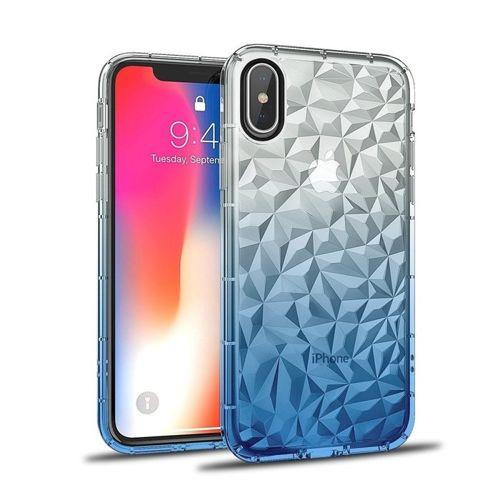 Etui Diamond Ombre IPHONE 11 niebieskie