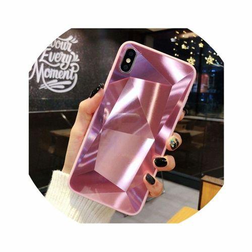 Etui Diamond Stone IPHONE 11 różowe