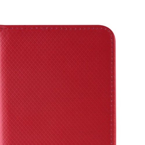Etui Flip  Magnet  SAMSUNG  XCOVER 4 czerwony