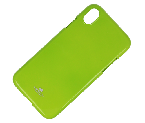 Etui Jelly Mercury IPHONE XR 6.1' limonkowe