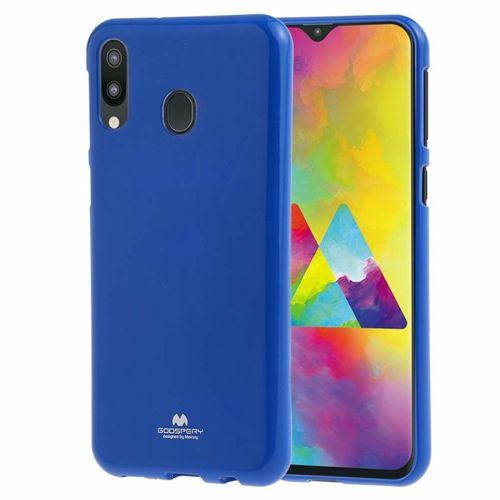 Etui Jelly case Mercury Samsung Galaxy A20E niebieskie