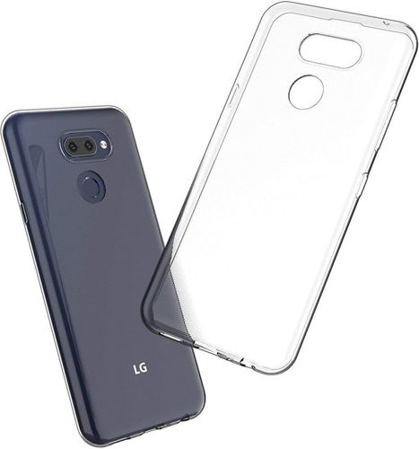 Etui LG K40S Back Żel transparentne