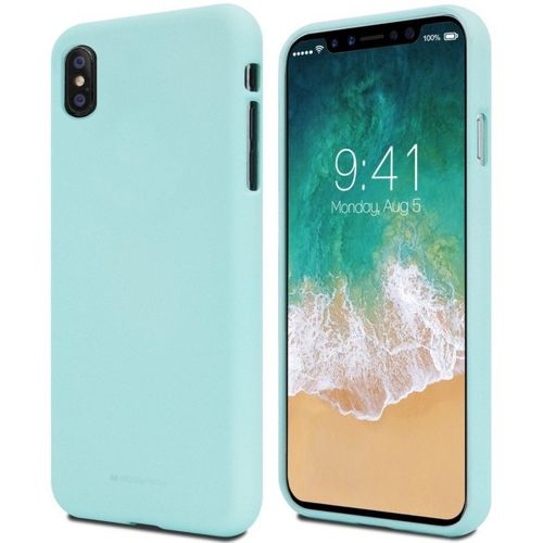 Etui MOTOROLA MOTO E6+ PLUS Soft Jelly Case miętowe