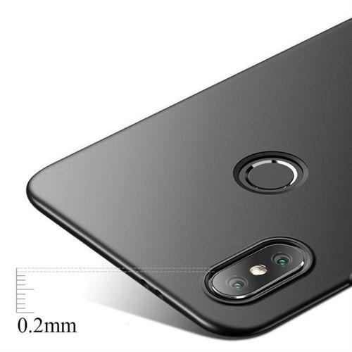 MSVII Simple ultracienkie etui pokrowiec Xiaomi Mi Mix 2S czarny