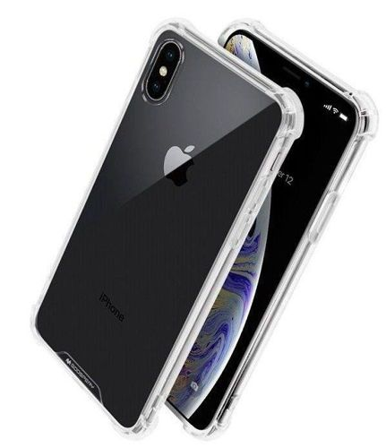 Etui Mercury Super Protect HUAWEI P SMART 2019 transparentne