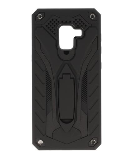 Etui Phantom SAMSUNG A5/A8 2018 czarne