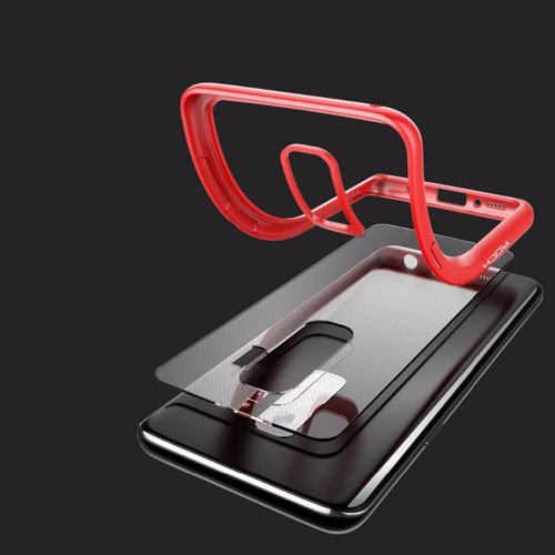 Etui ROCK CLARITY Samsung GALAXY S9