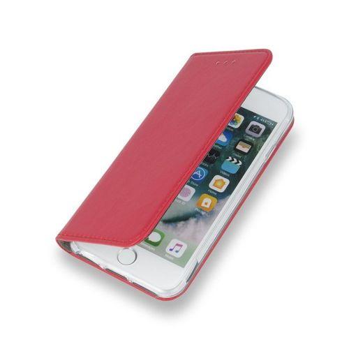 Etui Samsung Galaxy A50 portfel z klapką Kabura Magnet Book czerwone