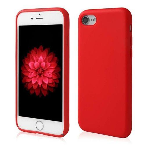 Etui Silicone case elastyczne silikonowe XIAOMI REDMI 7A czerwone