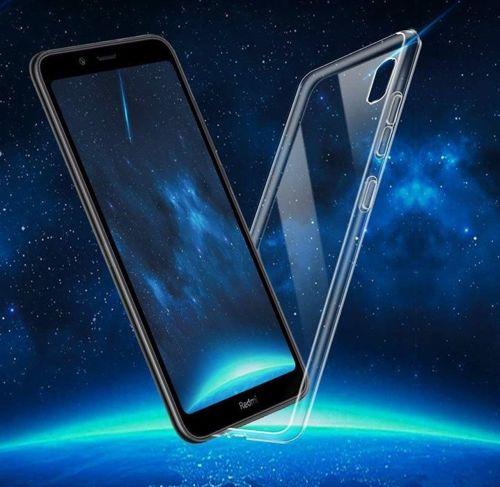 Etui Silikonowe Back żel XIAOMI REDMI 7A transparentne