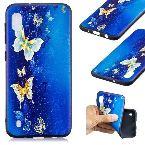 Etui Slim case Art SAMSUNG GALAXY A10 wzór motyla