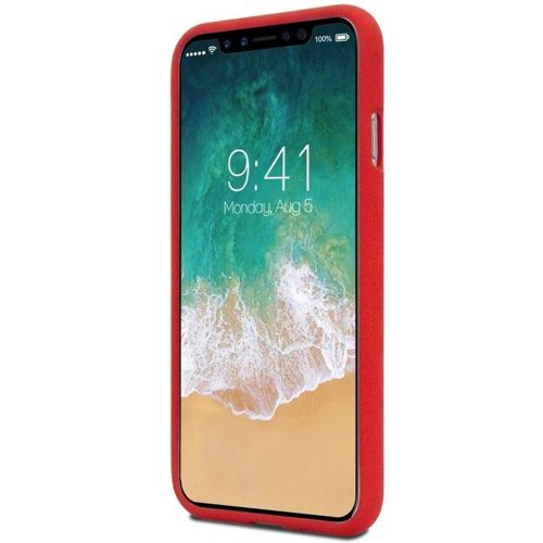 Etui Soft Jelly HUAWEI Y5 2019 czerwone