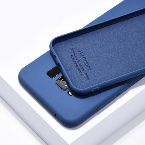 Etui TECH-PROTECT ICON Samsung Galaxy A51 BLUE