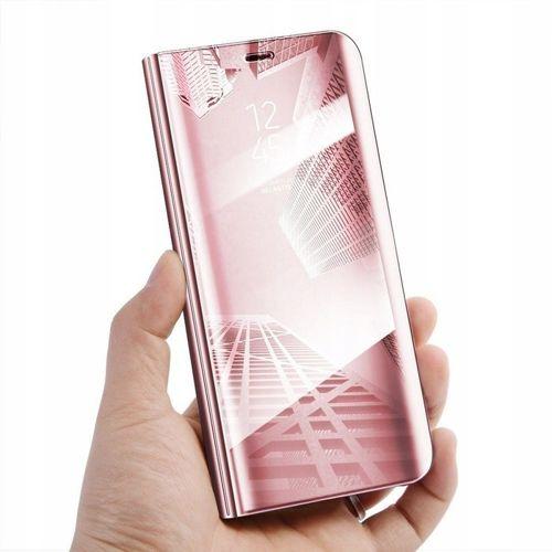 Etui XIAOMI MI9T MI 9T z klapką Clear View Cover różowe