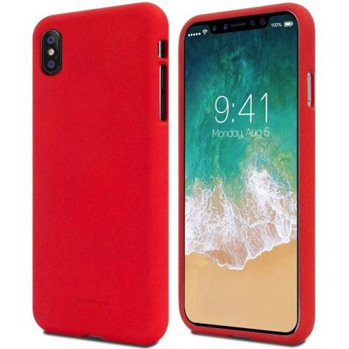 Etui XIAOMI REDMI 8A Soft Jelly Case czerwone