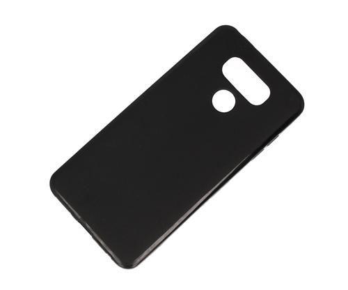 Etui back żel matt 0,5 LG G6 czarne