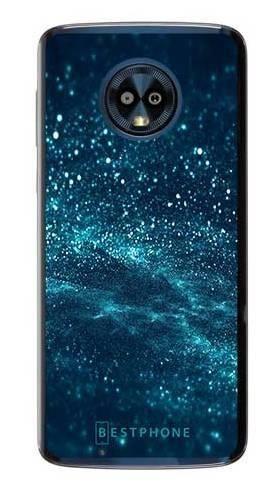 Etui brokatowy pył na Motorola Moto G6