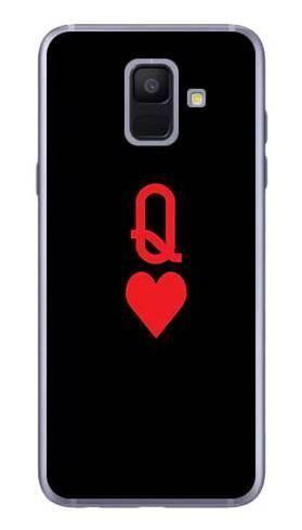 Etui dla par Queen karta na Samsung Galaxy A6