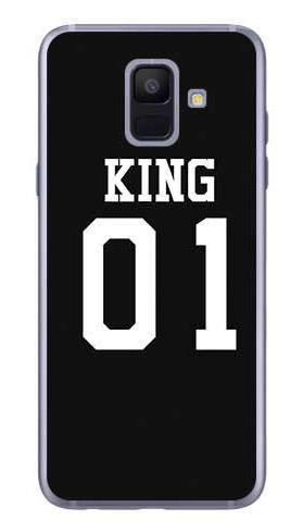 Etui dla par king 01 na Samsung Galaxy A6