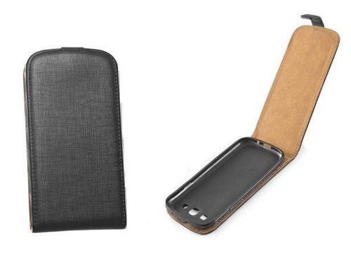 Etui kabura pionowa rubber IPHONE 5G czarna