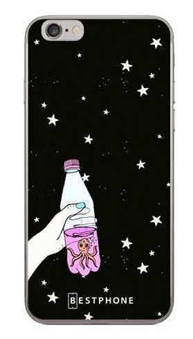 Etui ośmiornica w butece na Apple iPhone 6 Plus