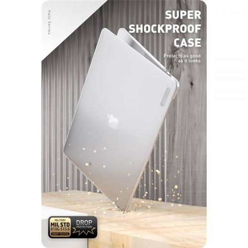 Etui pancerne SUPCASE IBLSN HARDSHELL MACBOOK PRO 16 2019 FROST CLEAR