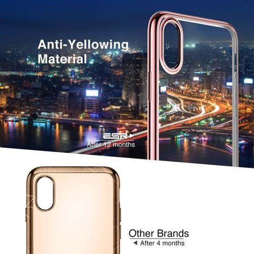 Etui pokrowiec ESR ESSENTIAL IPHONE X/XS ROSE GOLD