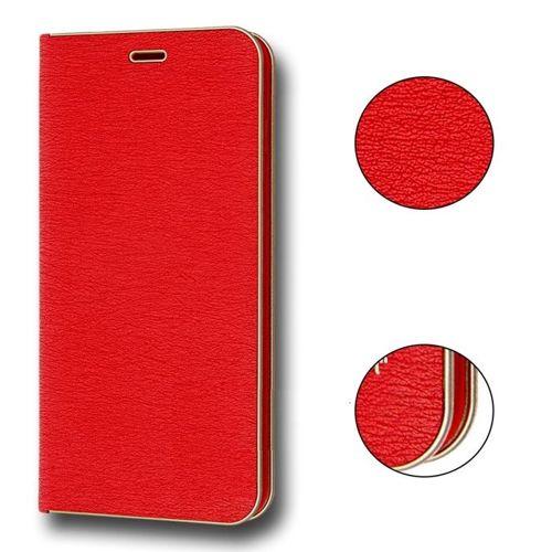 Etui portfel Nexeri Venus SAMSUNG GALAXY A10 czerwone
