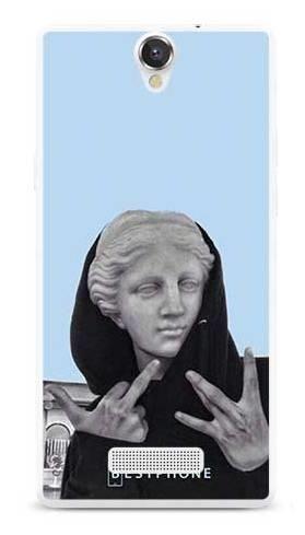 Etui posąg joł na MyPhone Cube