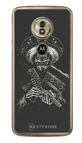 Etui trupi meksykanin na Motorola Moto G6 Play