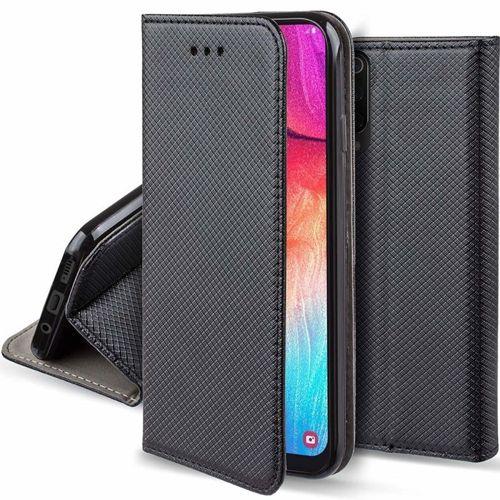 Etui z klapka Flip Magnet LG G8S ThinQ czarne