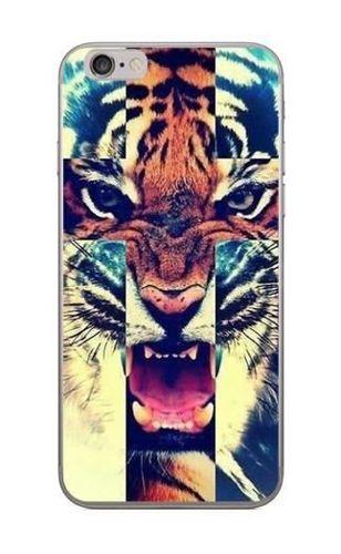 "FANCY Apple iPhone 6 PLUS"" tygrys krzyż"