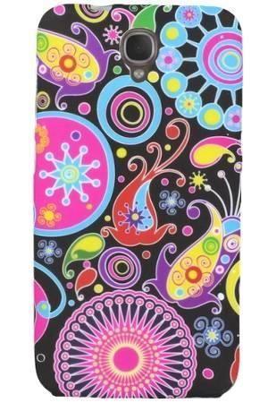 FLOWER Alcatel Idol 2 kolorowy wzór meduza