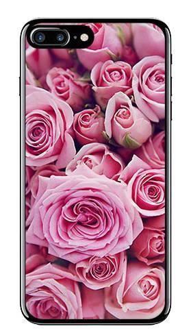 Foto Case Apple iPhone 7 PLUS / 8 PLUS różowe róże