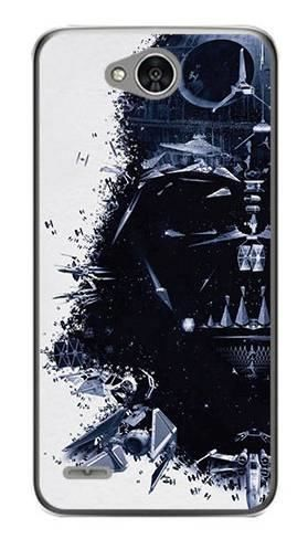 Foto Case LG X POWER 2 grafika star wars