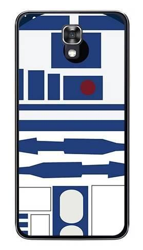 Foto Case LG X SCREEN R2D2