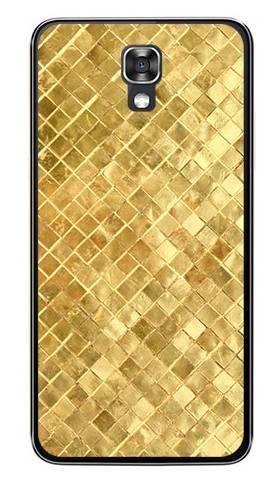 Foto Case LG X SCREEN złota powierzchnia
